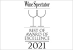 Wine Spectator Best of Award